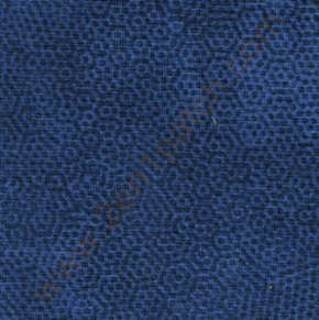 Makower Dimples Blue Patchwork Fabric 1867 B12